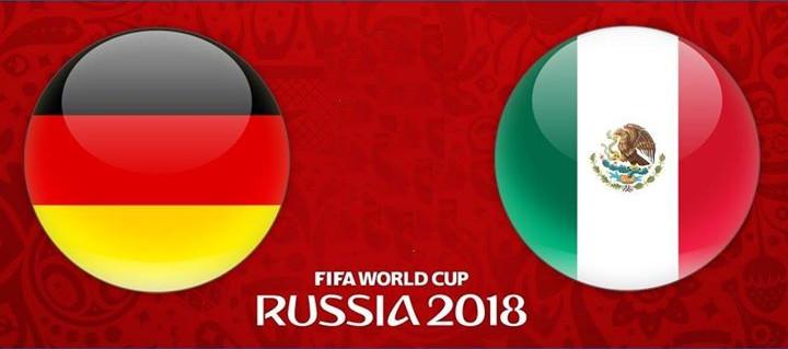 Deutschland gegen Mexico