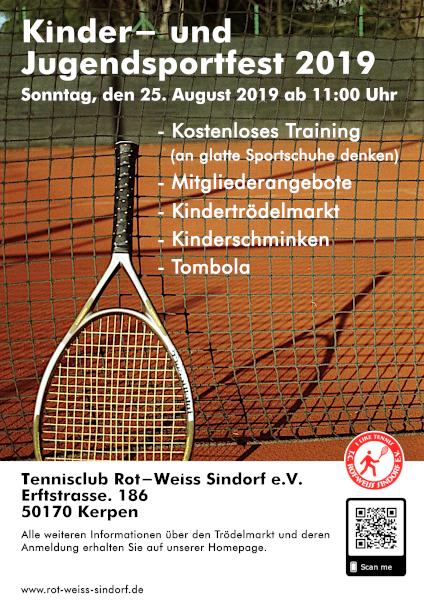 Jugendsportfest 2019