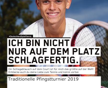 Pfingstturnier 2019