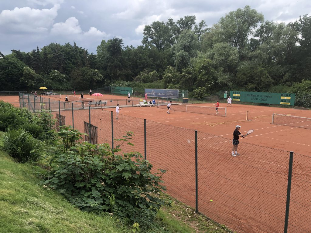 Tennis in Sindorf - 001